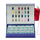 color gels polish set with uv led lamp nail art kit prices