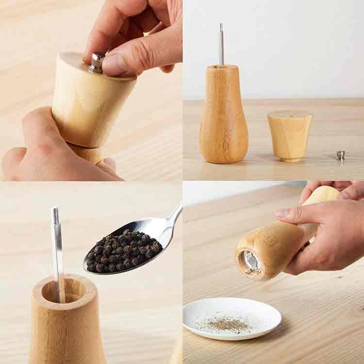 Salt-And-Pepper-Grinder-With-Strong-Adjustable