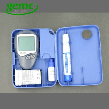 Home use Blood Glucose Meter Wholesale Blood Sugar Test With Test Strip
