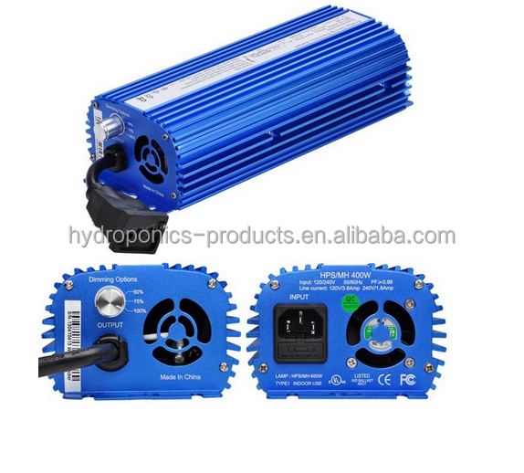 Dimmable energy saving ballast