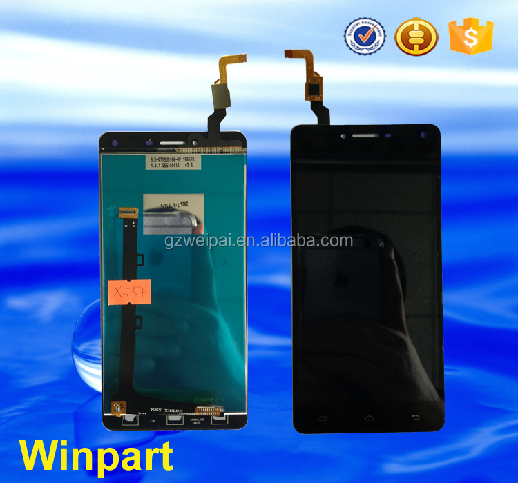[win part]Grade aaa lcd screen with touch digitizer for Infinix Hot 3 Lite  X554, View for infinix x554, OEM Product Details from Guangzhou Winpart