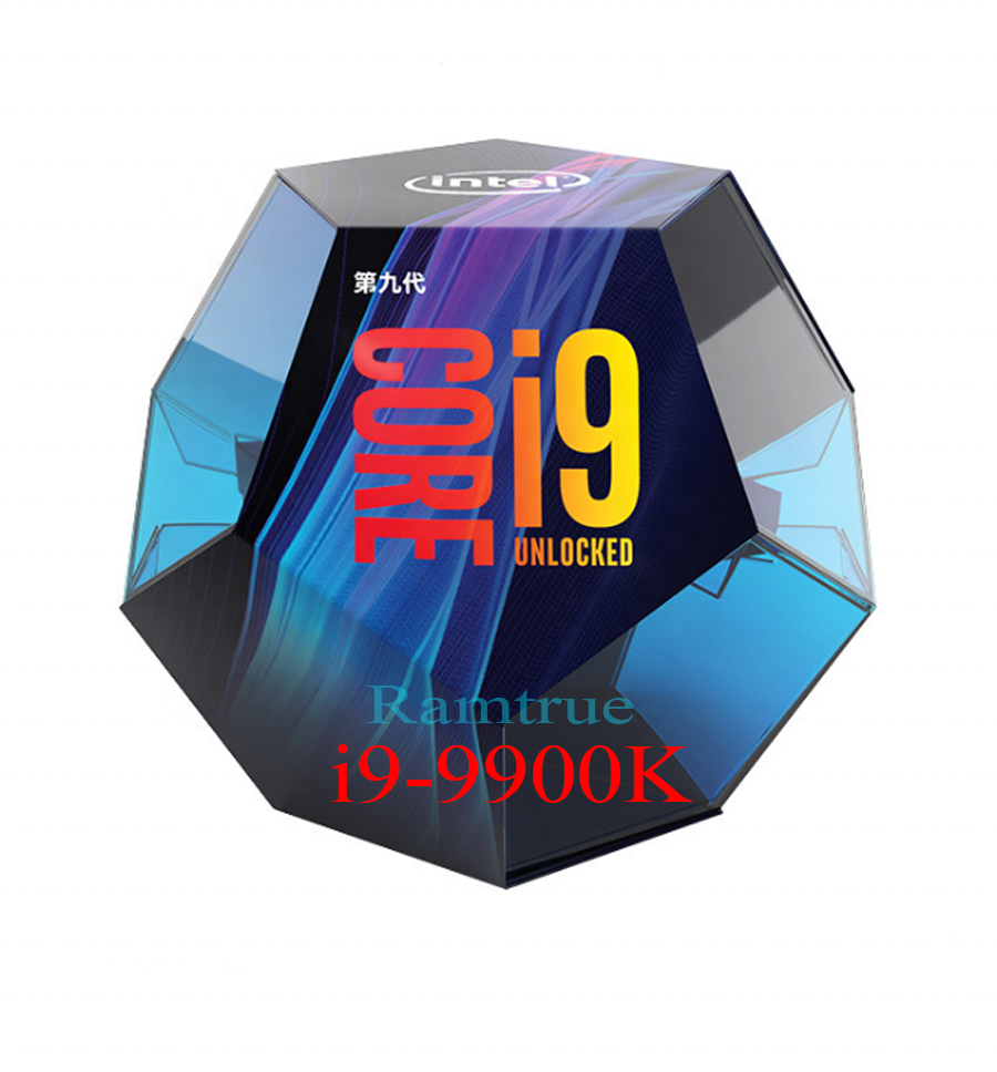 99900 K-Intel 9th Gen core i9-9900K 1.6g 의 CPU i9 프로세서 LGA1151