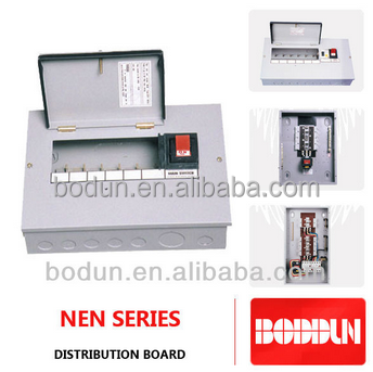 BD-M(OLD) with busbar mdf metal distribution box