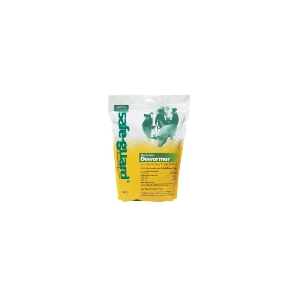 Safe-Guard 0.5% Top Dress Pellets
