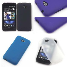Free Shipping Matte TPU Silicone Gel Case Cover For HTC Desire 601 Zara Dual Sim 6160 Skidproof Cell Phone Protective Cover Bags