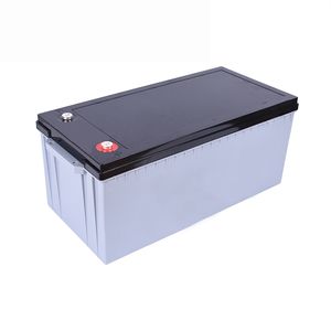 Deep cycle battery 12v 1000ah 10kwh solar battery 12v 200ah