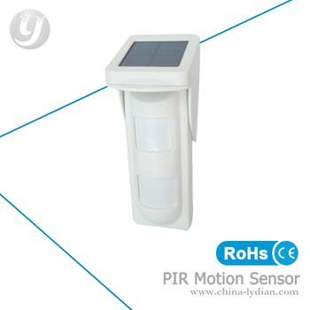 Wired Outdoor Microwave Pir Motion Sensor Detector Ms 05