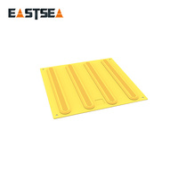 TPU and PVC warning floor paving tactile tile for disabled