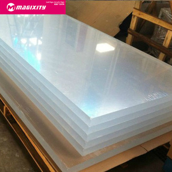 Super Quality Plexiglass 1mm Thickness Plexiglass Sheets