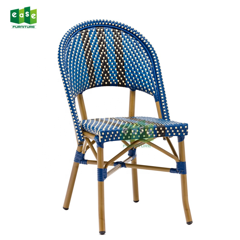 Francés Bistro Aluminio Mimbre Sillas Comedor Buy Muebles De Apilables Cafe muebles Para Aluminio Modernos lKJF5uTc13