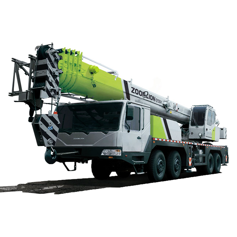 High Quality 55Ton ZOOMLION Mobile Crane QY55V