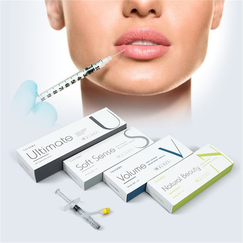 Facial injectable cross linked collagen 2ml Derm hyaluronic acid lip filler