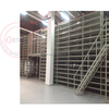 steel industrial rack with heavy duty support and cold rolled steel