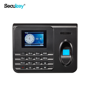 Biometric time recorder and employee fingerprint attendance machine terminal price