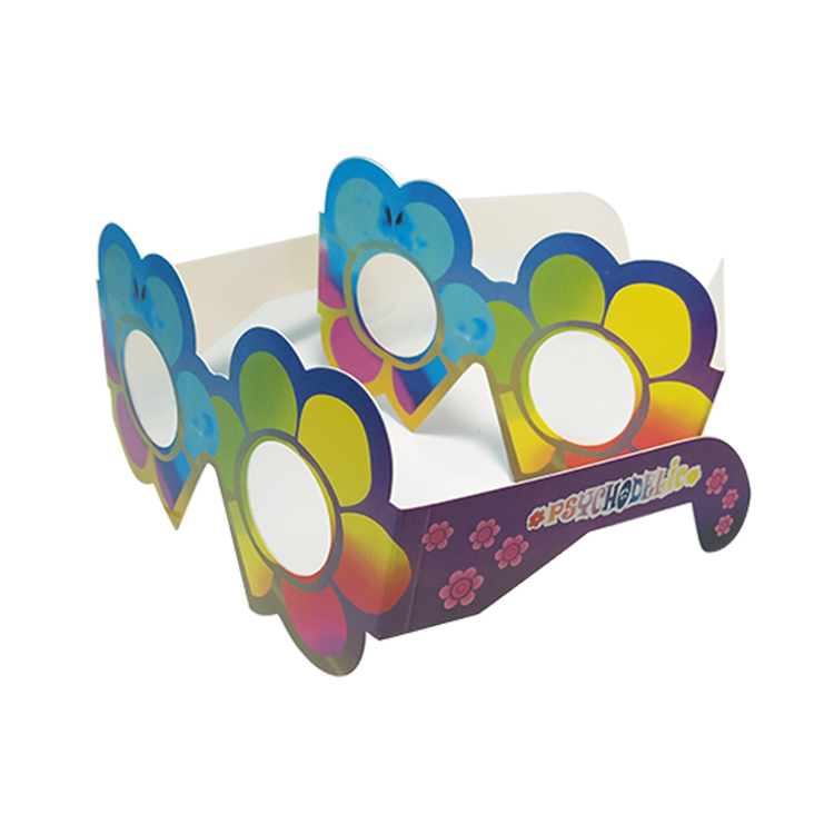 Factory Directly Sale Heart Diffraction Glasses ,Custom Diffraction Glasses