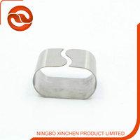 New design laser cut paper material Eco-friendly filigree napkin rings