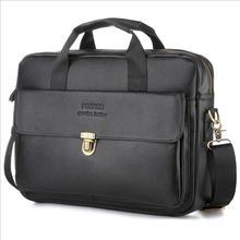 Genuine Leather Handbag Briefcase cd994f8e03cfd