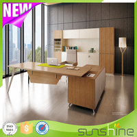 Modern Art Simple Executive Office Table Office Desk Design Commercial Furniture In China