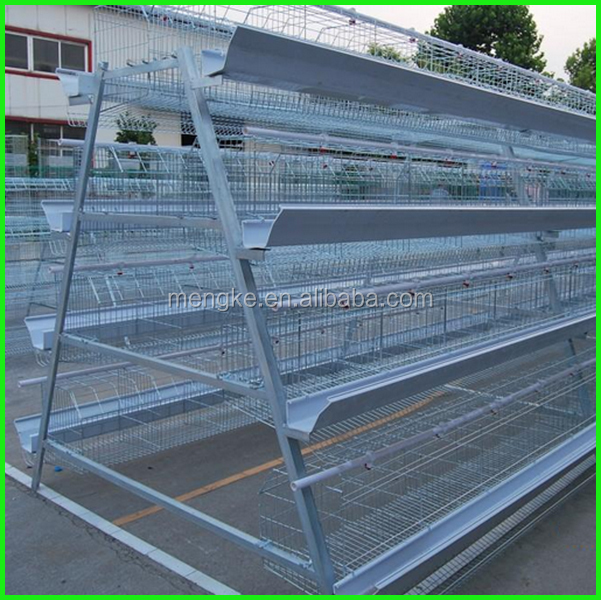 Good Quality Layer Egg Chicken Cage/poultry Farm House