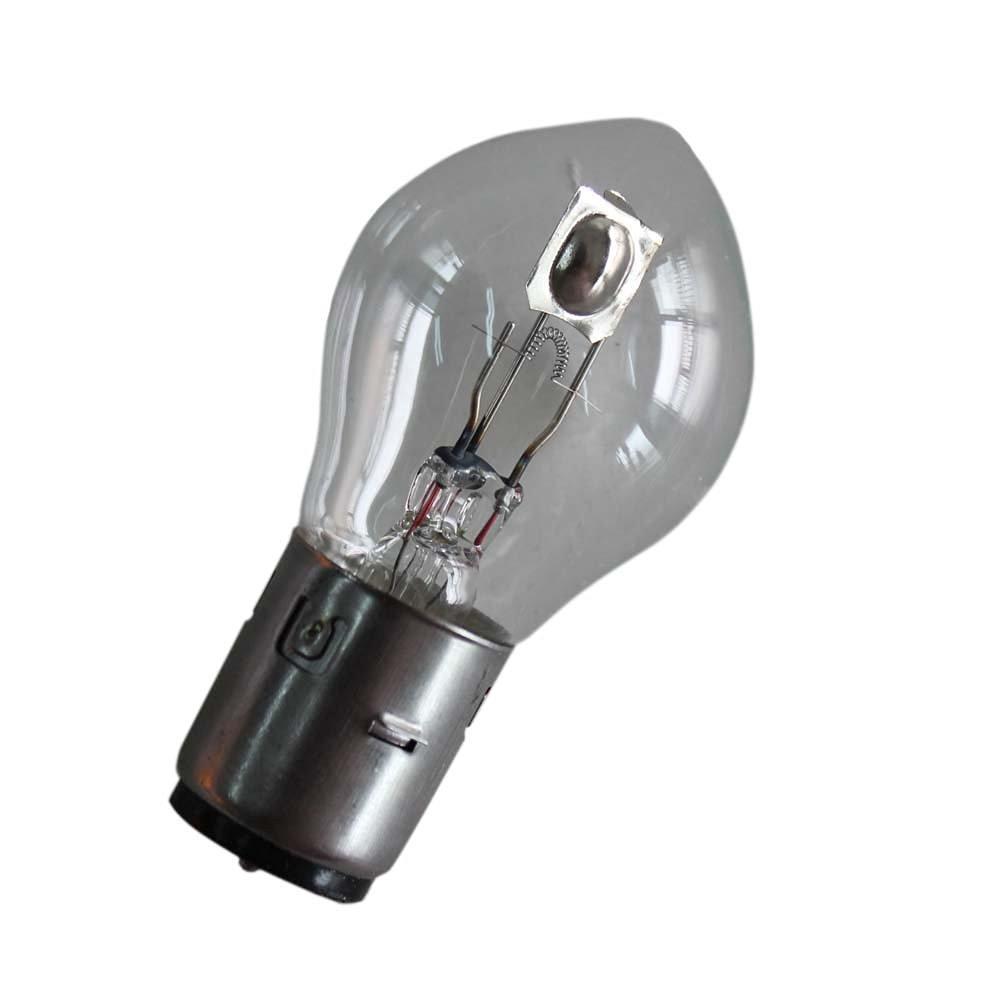 2pcs Headlight Bulb 12V 25//25W Go Kart Moped 12V25W ATV 110 GY6 50cc 125cc 150cc