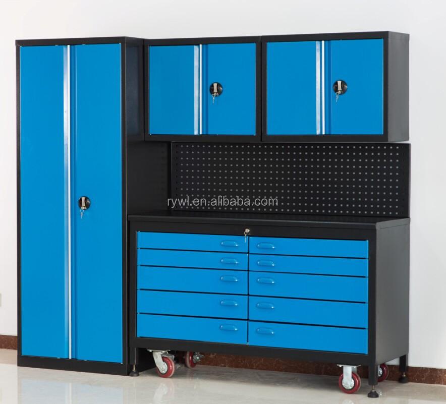 2015 rywl heavy duty large herramienta garaje gabinete - Armarios para garaje ...