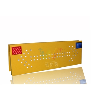 New Trailer Tail Truck Mounted LED Arrow Light Board Dual Sided with Red Blue Flashing Modules on Sale