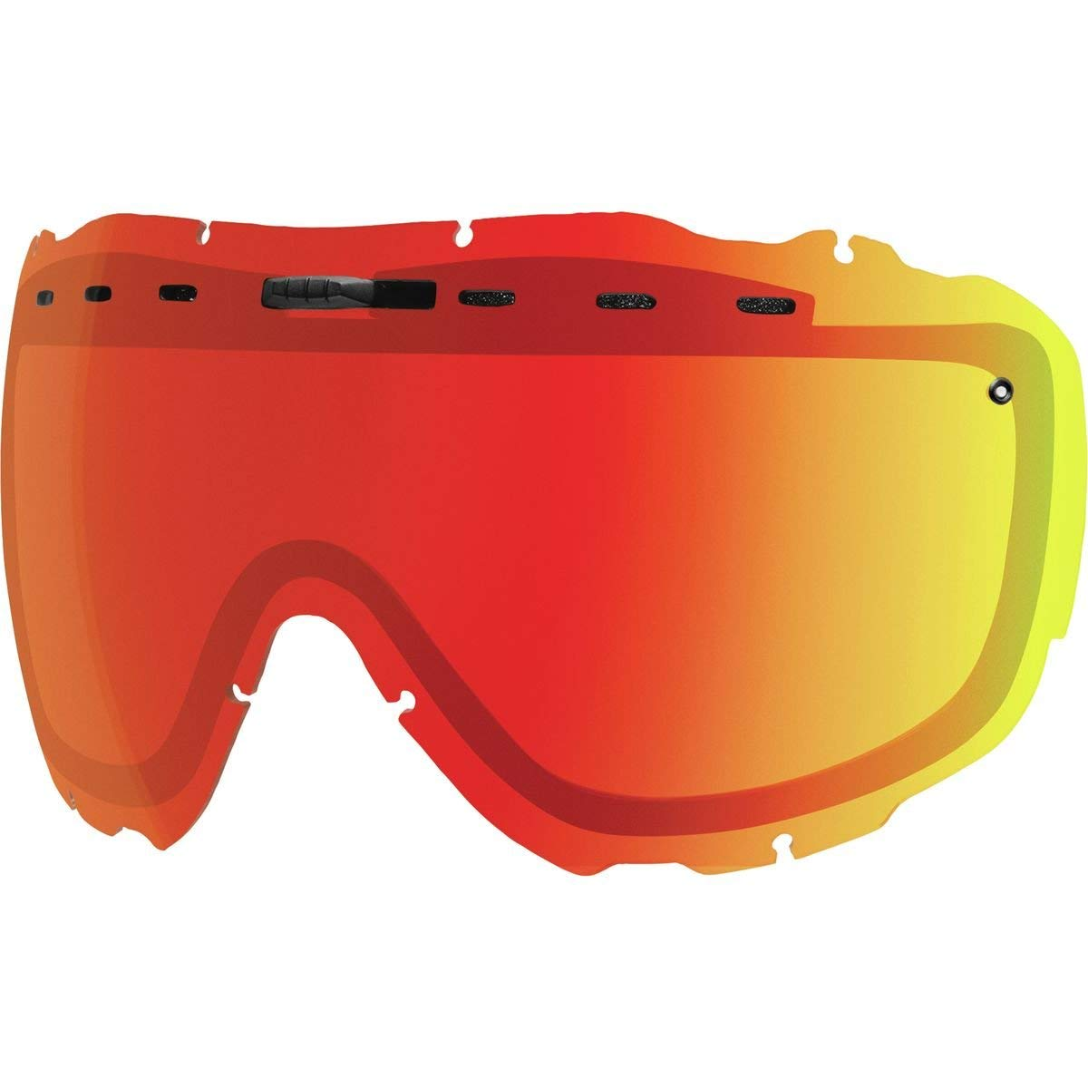 74aa675213fc Get Quotations · Smith Optics Prophecy Turbo Adult Replacement Lense Snow  Goggles Accessories - Chromapop Everyday Red Mirror