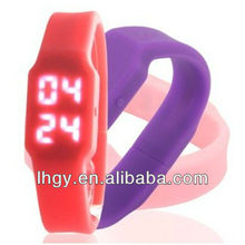 OEM fashion gift Mutil function digital watch flash drive 4gb(LH-1397)