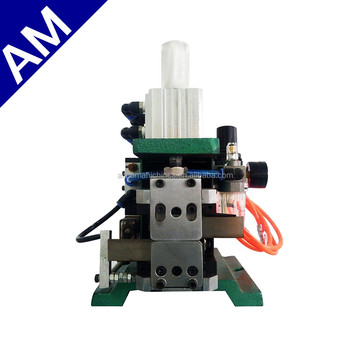 Am401 3f Single Hole Small Wire Cable Stripping Machine