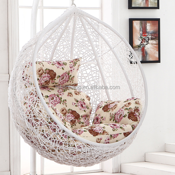 Indoor Bedroom Balcony Sunroom Rattan Resin Wicker Ceiling Hanging Swing Chair For Adults And Kids Buy Ceiling Swing Chair Hanging Swing Chair Indoor Swing Chair Product On Alibaba Com