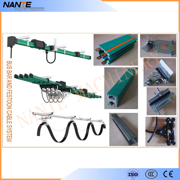 Enclosed/Insulate Conductor Rail for Cranes