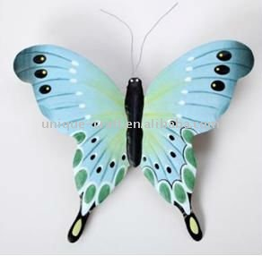 Butterfly outdoor wall art