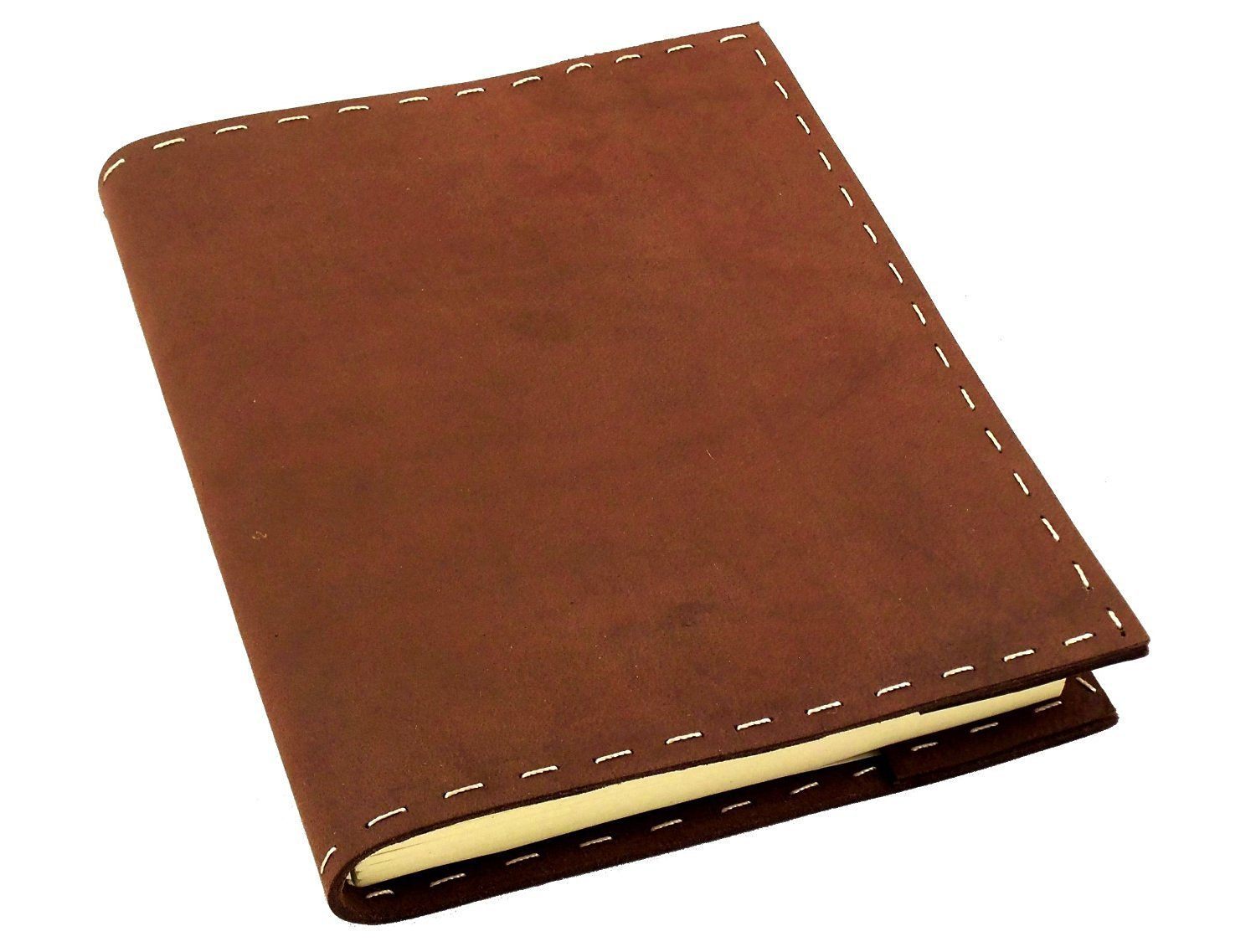 Genuine Leather Refillable Journal / Personal Diary / Writing Notebook / Scrap Book/ Doodle Book / Travel Book Handmade By Artisans Of India