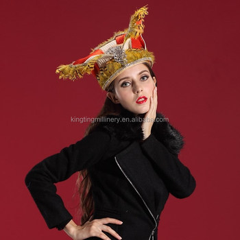 New Arrival Ladies Make Party Hats Funny / Crazy / Unique ...