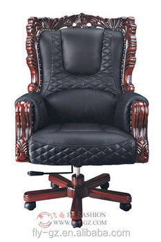 Antique Luxury Office Chair For Mage