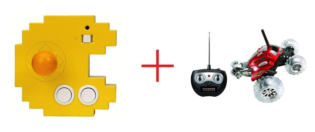 Buy Pac Man Connect And Play Classic Games And Sharper Image Remote