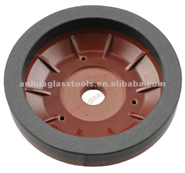 abrasive tools bowl shape resin grinding wheel for glass