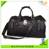 hot sales new design alligator pattern dark chocolate color fashion genuine leather messenger bag for men
