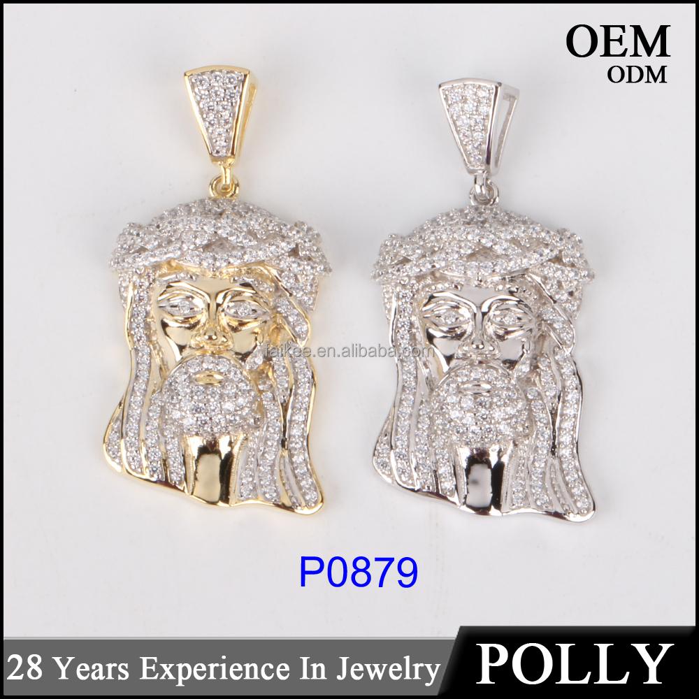 Micro set jesus pendant 925 sterling silver jesus piece jewelry for micro set jesus pendant 925 sterling silver jesus piece jewelry for men buy jesus pendantjesus jewerlyjesus piece product on alibaba aloadofball Image collections