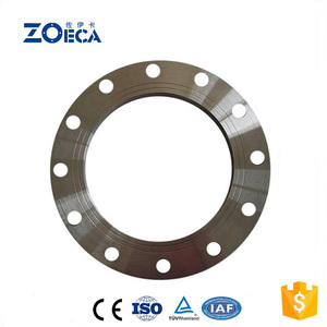 Auto Exhaust Pipe Flange