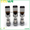 Glass vape tank 510 vape pen 1.0ml slim disposable clearomizer