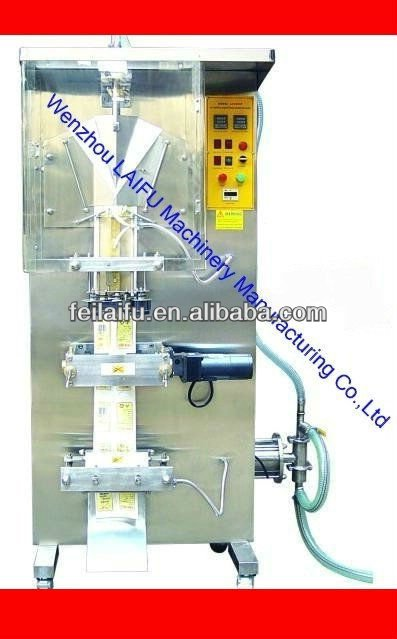 Sachet water production line 1500USD (Hot sale)