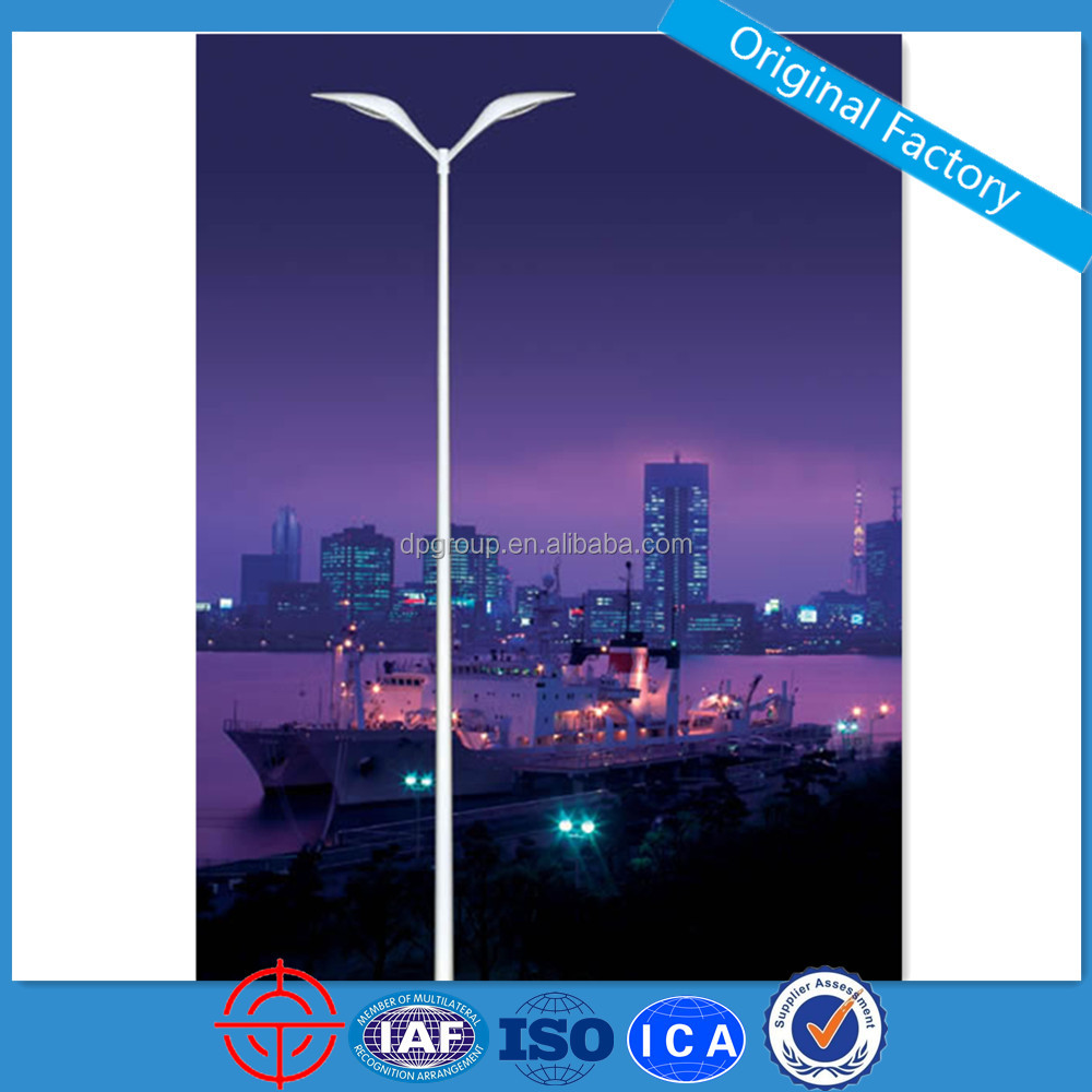 Dual-arm Lamp Mast Post Price
