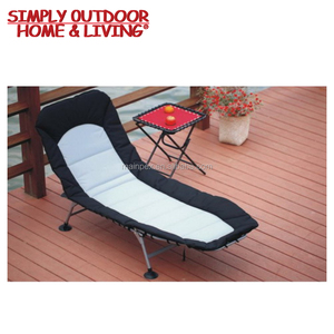 High Quality Outdoor Garden Furniture Pool Chaise Lounger Leisure Beach Sun Lounge Chairs