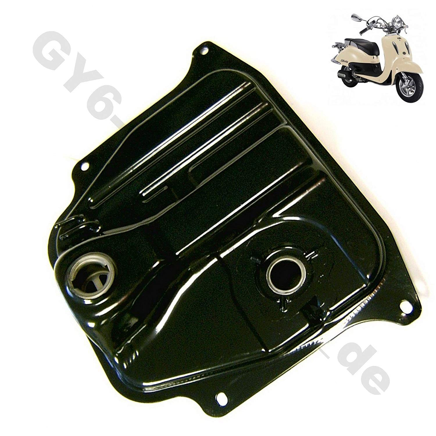 Cheap Gas Tank For Scooter Find Deals On Line 52cc Scooterx Power Kart Go Get Quotations Fuel Chinese Retro Style Vintage Gy6 50