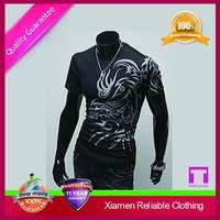 2016 wholesale custom best quality comfortable plain muscle t-shirt