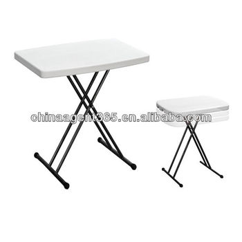 Hdpe plastic folding dining able outdoor folding table - Plastic folding dining table ...
