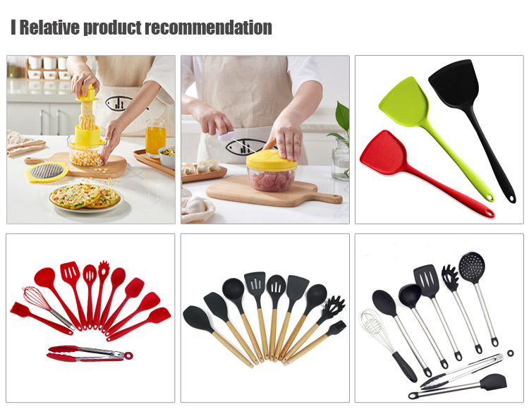 New Creative Tableware Supplies Silicone Food Separator Sorting Sucker and Food Divider plate