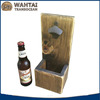 Beer Bottle Opener, Wooden Man Cave/Bar Decor, Gift for Him, Wall Mounted