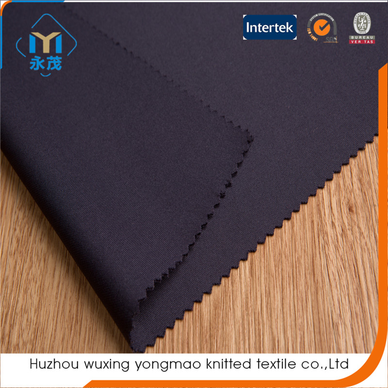 China textile sell polyester waterproof air layer fabric
